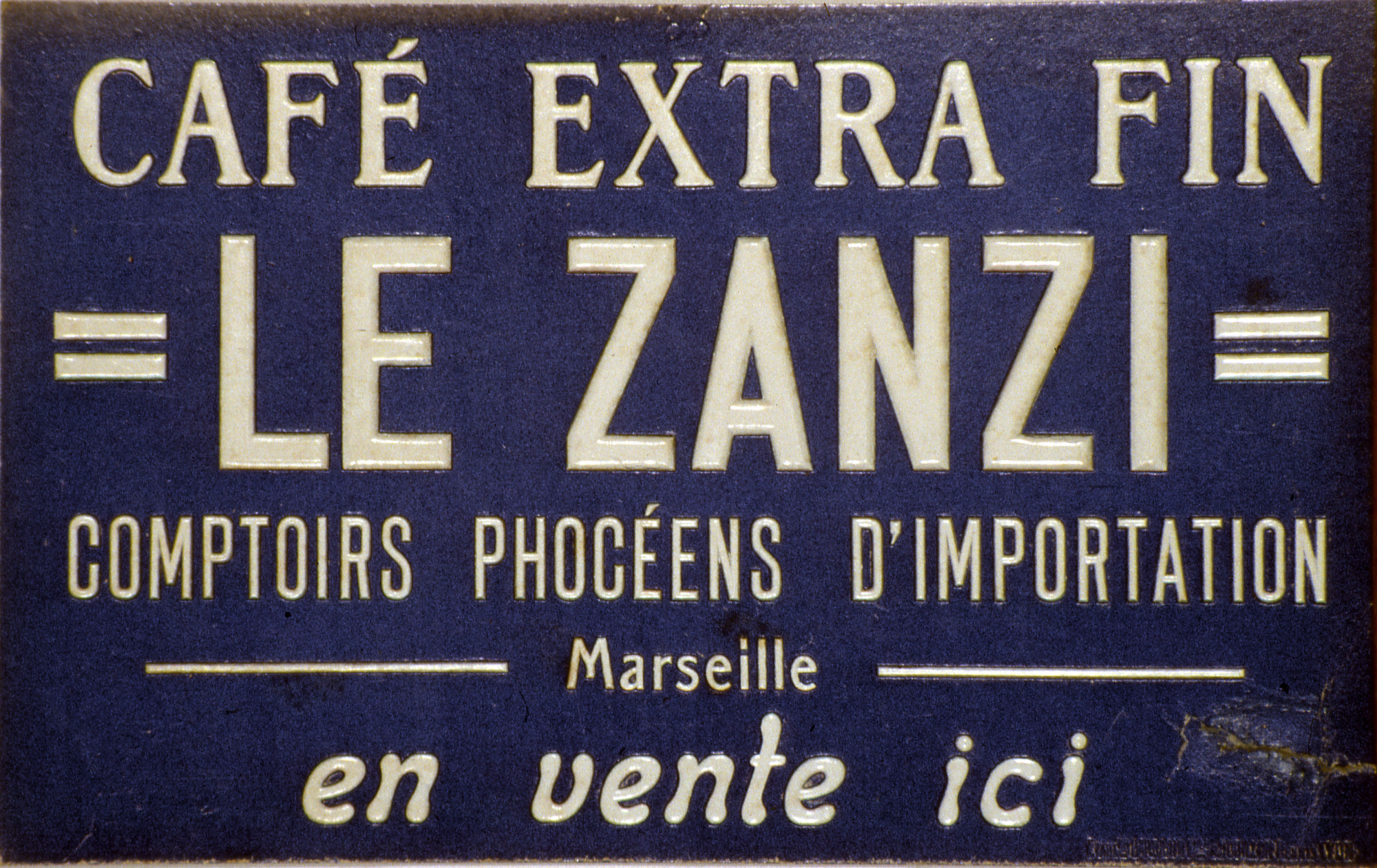 Cafe le zanzi ccimp © collection cci marseille provence