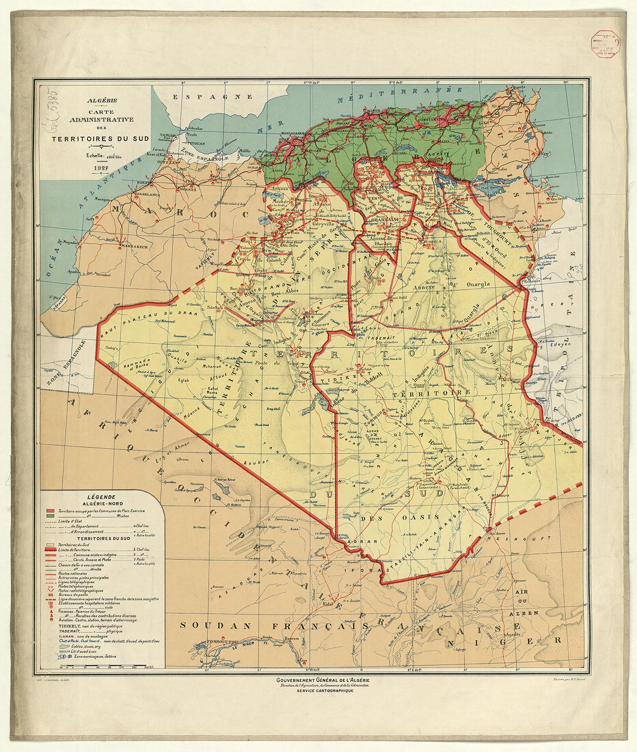 Algérie datant de Londres