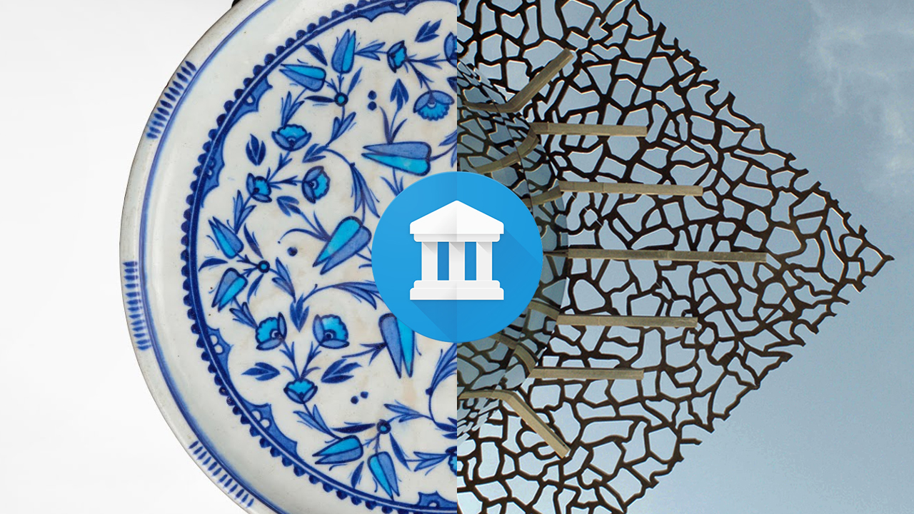 Le Mucem sur Google Arts & Culture