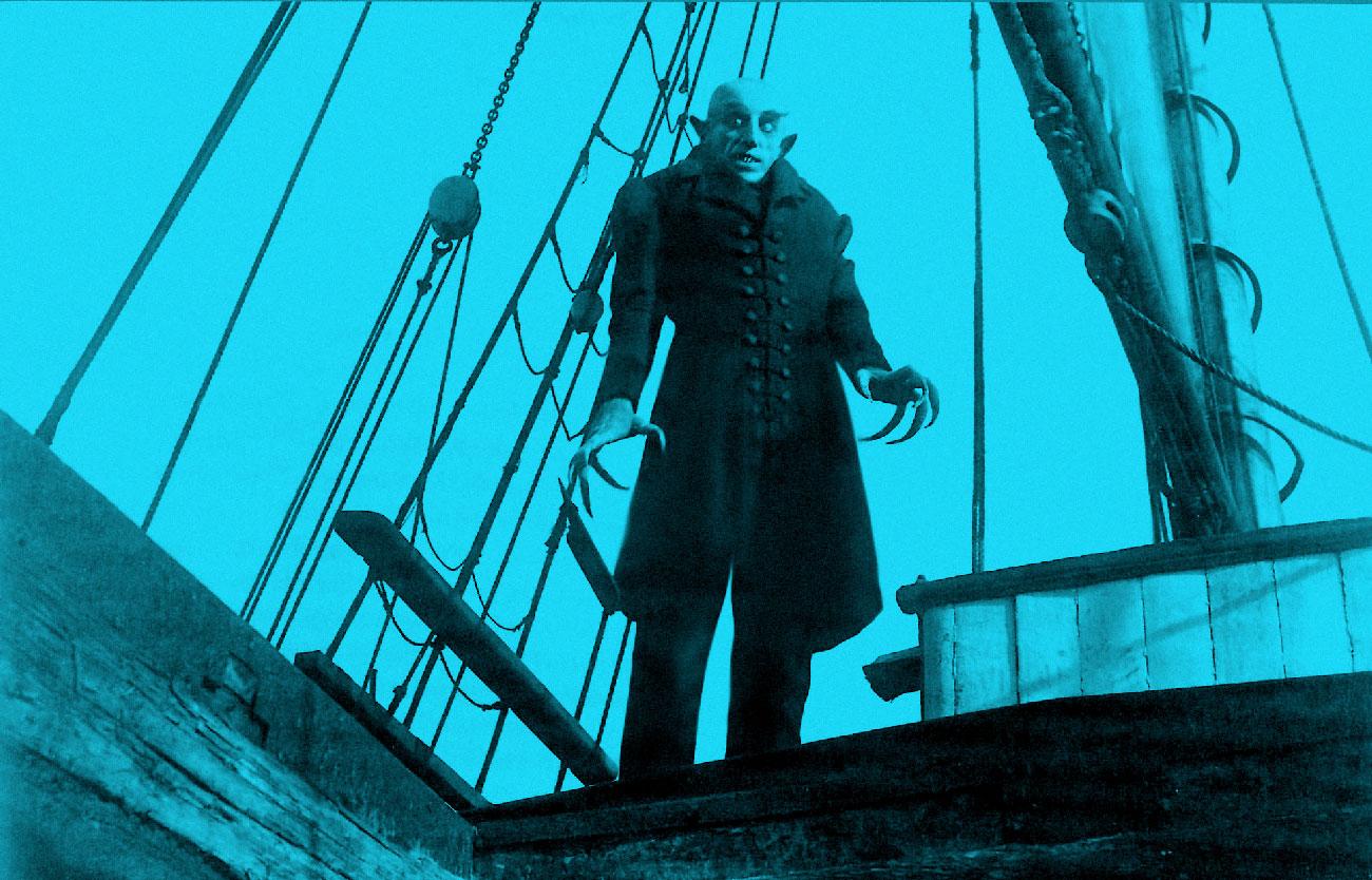 Nosferatu le vampire—Mucem