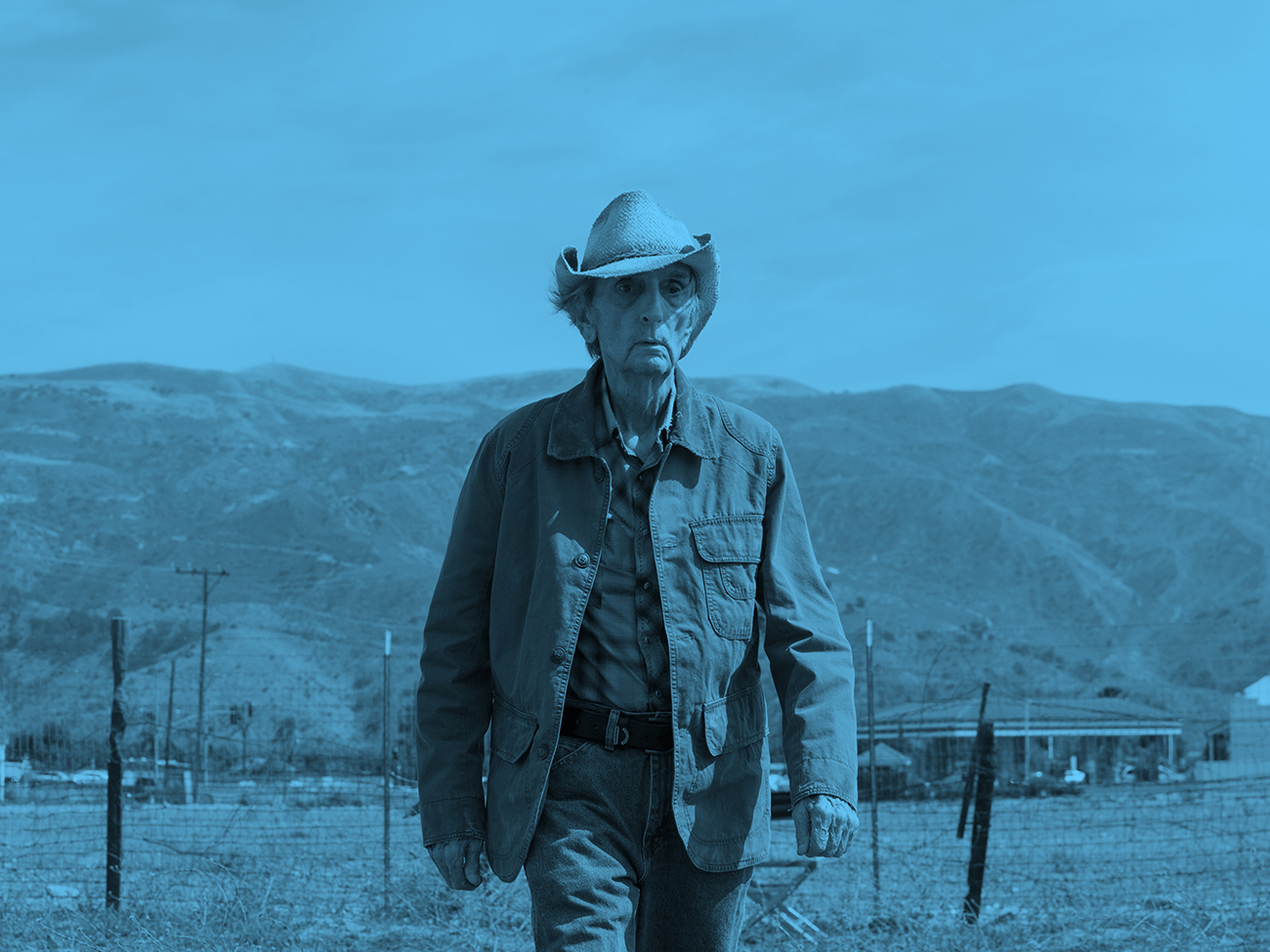 LUCKY © Harry Dean Stanton in LUCKY, a Magnolia Pictures release. Photo courtesy of M4
