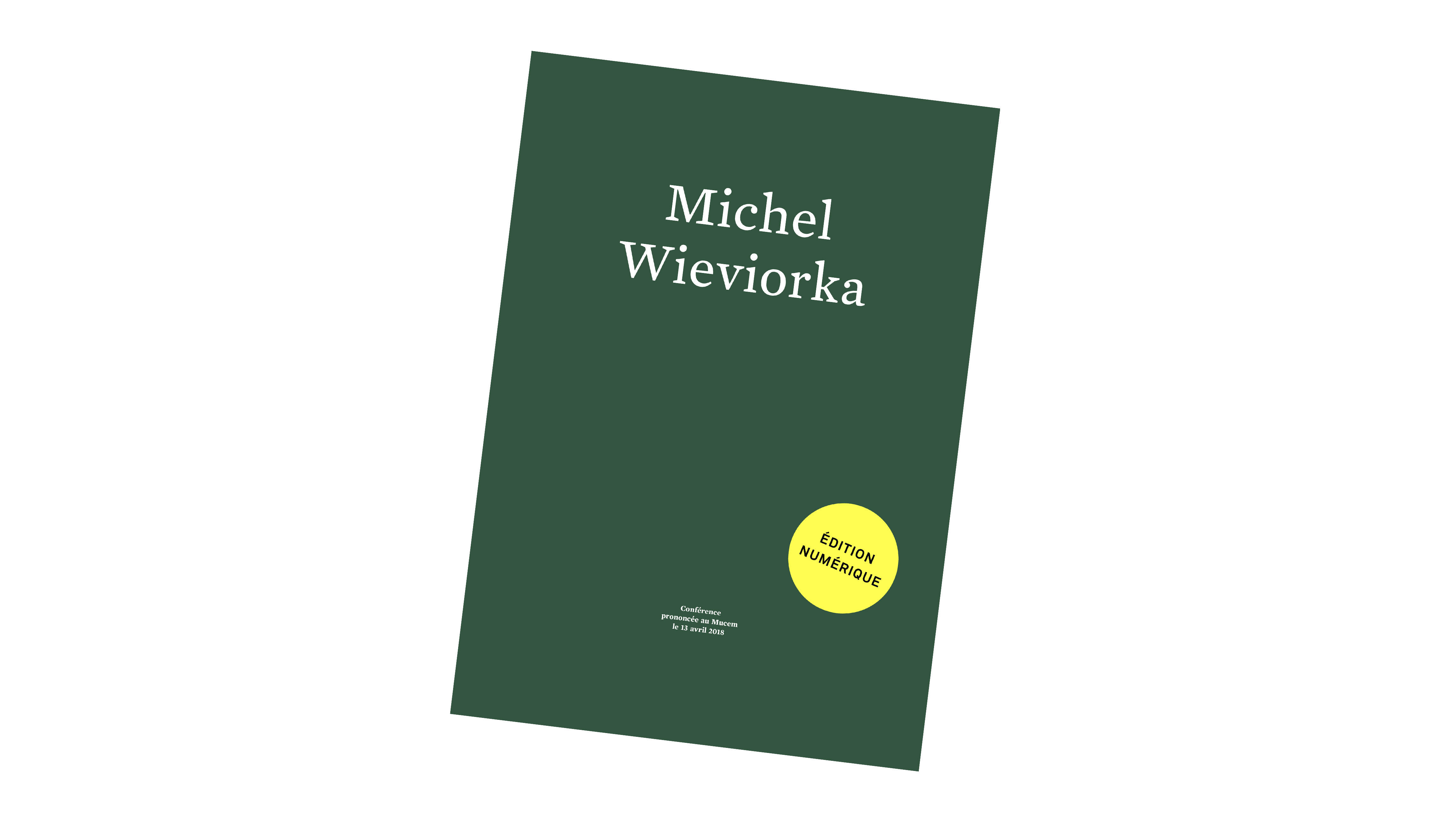 couverture - Michel Wieviorka
