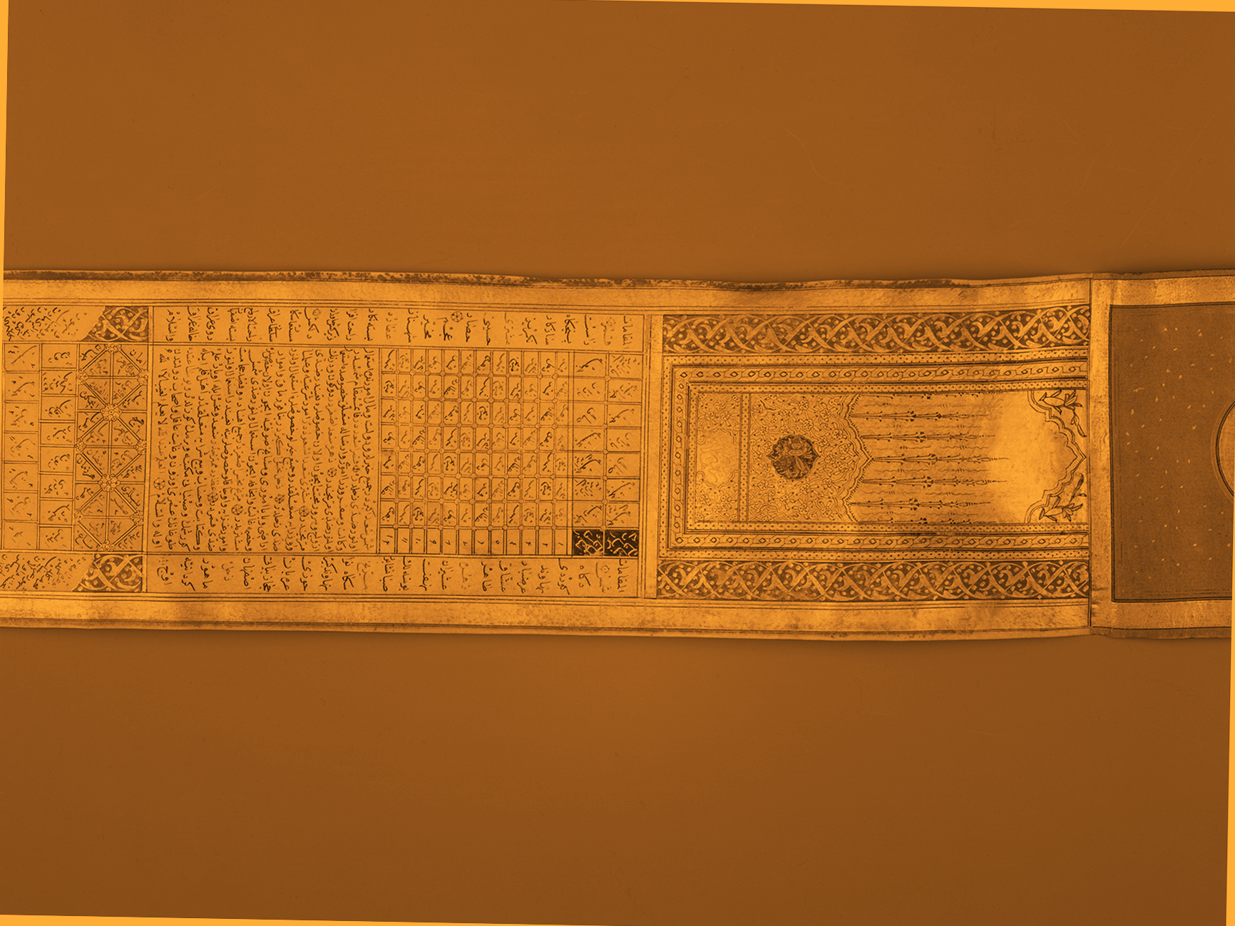 Katib - Louis E. and Theresa S. Seley Purchase Fund for Islamic Art, 1990 © Metropolitan Museum