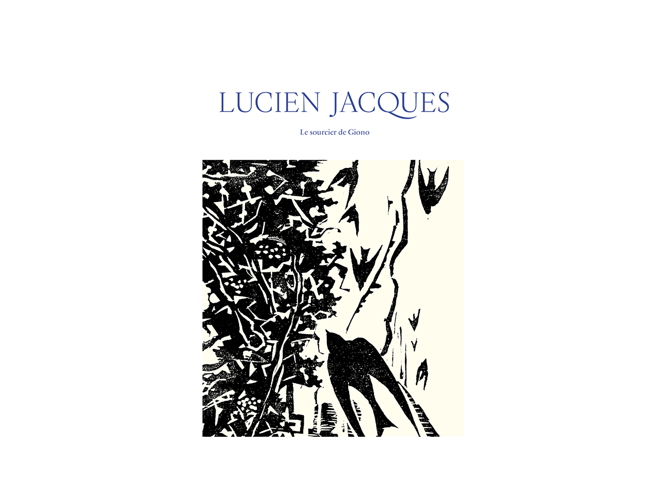 Catalogue d'exposition Lucien Jacques