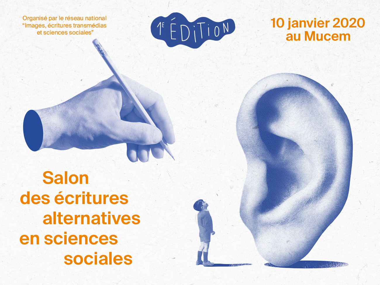 Salon des écritures alternatives en sciences sociales,© Jean Paul D'Alife - UUS-STUDIO, 2019
