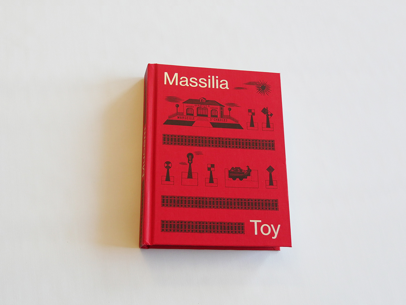 Catalogue exposition Massilia Toy, Mucem