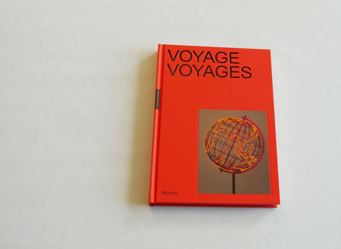 Voyage voyages, couverture catalogue