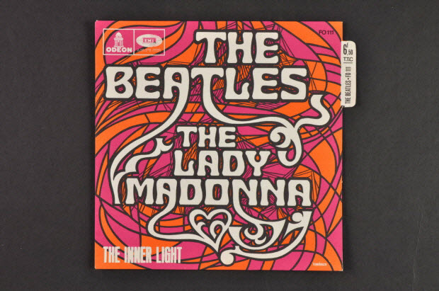 The Beatle, Lady Madonna © Mucem