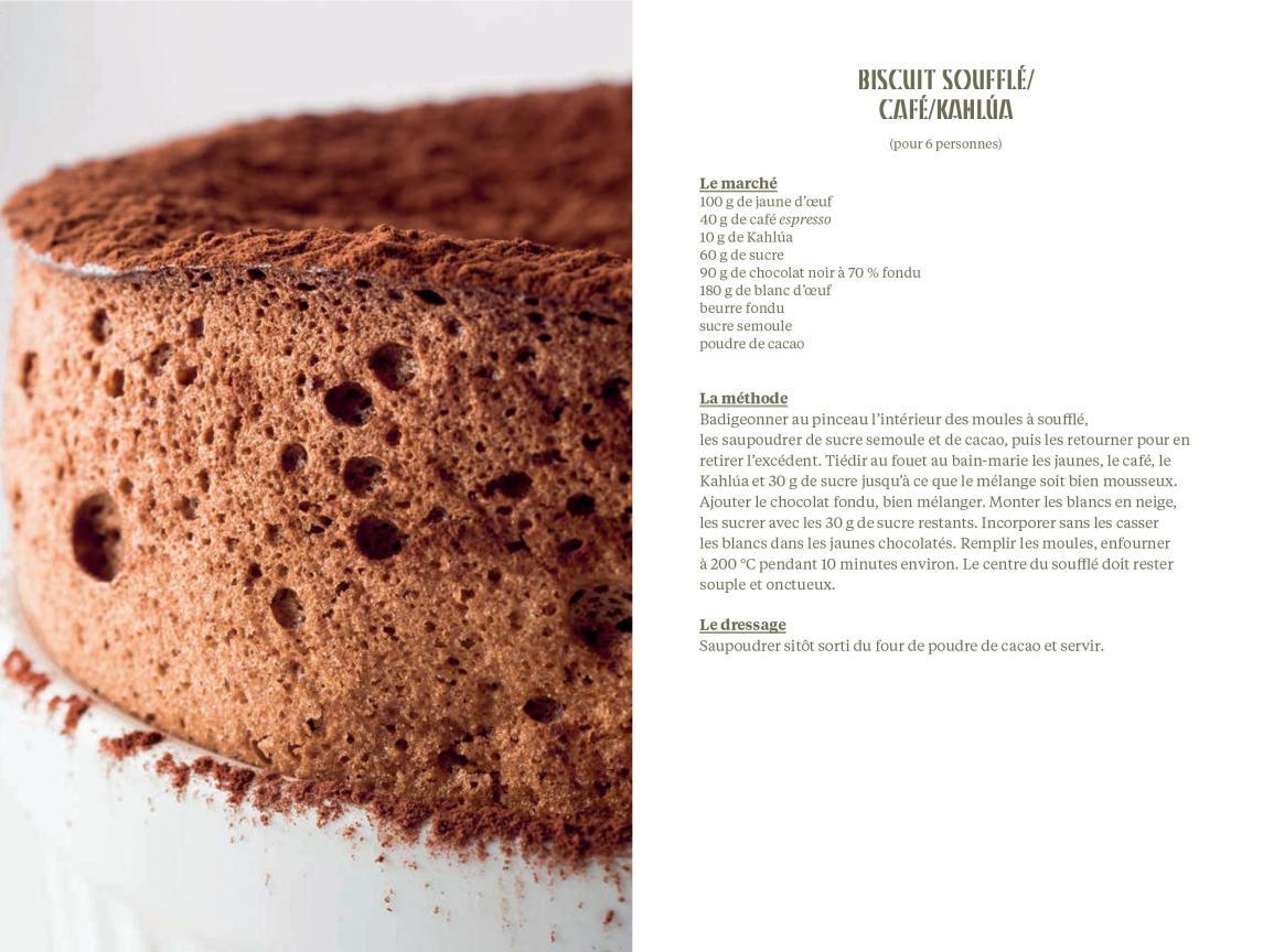 Biscuit soufflé