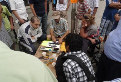 Agence de conversation_Casablanca_2011 © Ici-Même [Gr.]
