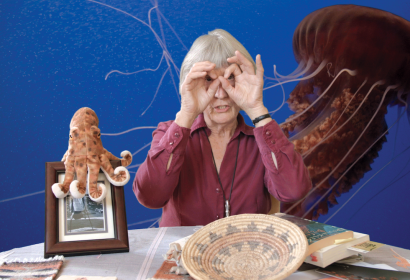 Donna Haraway © DR