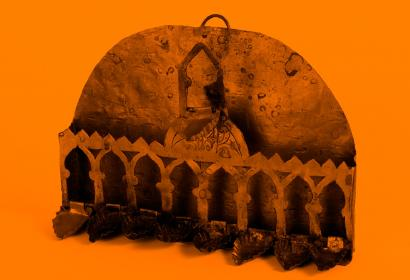 Lampe de Hannouca, Algérie, MHFA