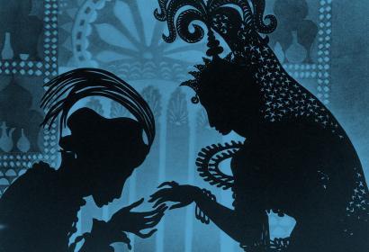 Les Aventures du prince Ahmed © DR