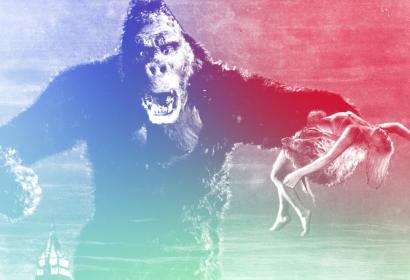 King Kong © Warner