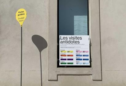 Les activités antidotes © Clémence Piot, Mucem