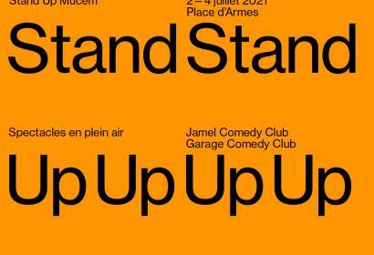 Stand Up © Spassky, Mucem