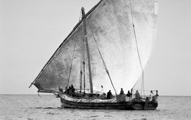 Dhow Zanzibar © Christine Coulange/Sisygambis.