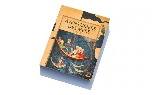 Catalogue d'exposition Aventuries des mers, Mucem