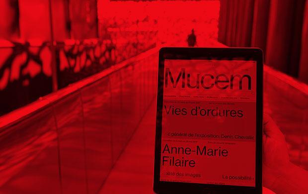 Le site web du Mucem fait peau neuve, Mucem