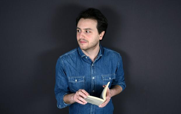 Tristan Garcia ® Catherine Hélie Gallimard