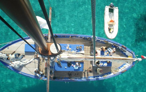 La flâneuse, balades maritimes