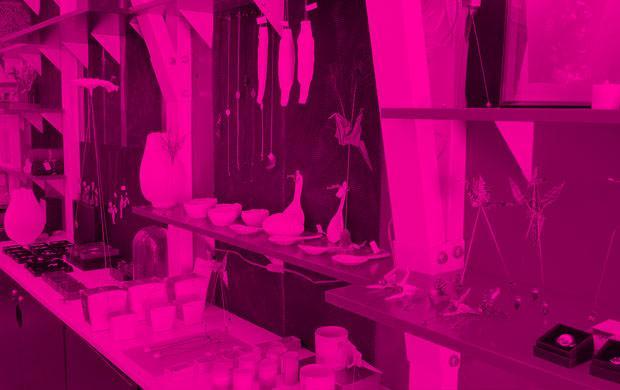 Les Echelles du Mucem, concept store été 2017