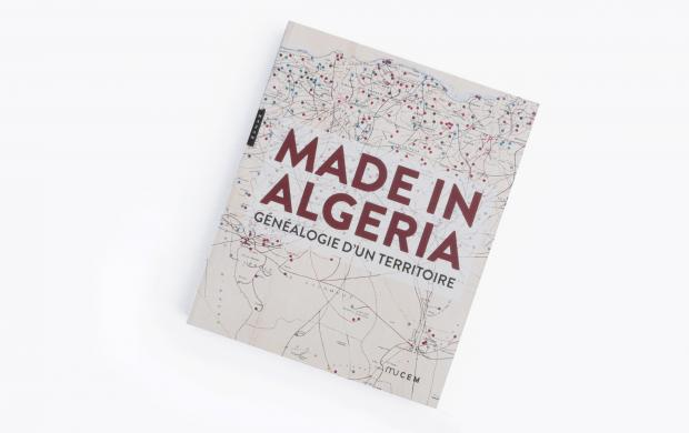 couverture - made in algeria