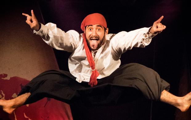 Augustin Pirate des Indes © Eugénie Martinez
