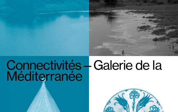 Affiche de l'exposition Connectivités