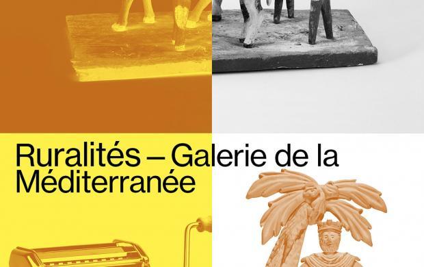 Affiche de l'exposition Ruralités