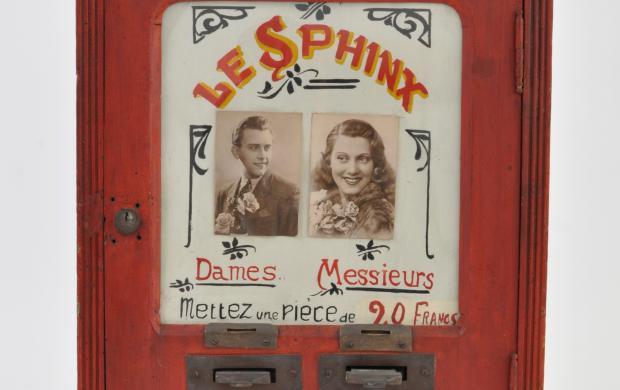 Automate de voyance, collection Mucem