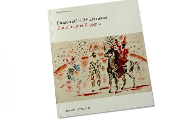 couverture - Picasso Ballets russes