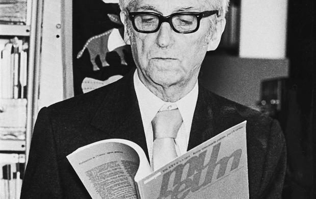 Georges Henri Rivière 1975 © Mucem, J. Guillot