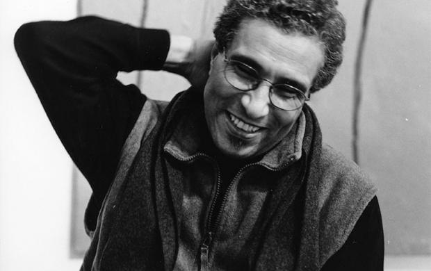 Mohammed Kacimi 2001 © Saad Tazi