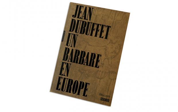 couverture - Dubuffet