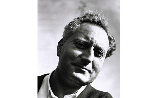 Jean Giono par Denise Bellon, Manosque, 1941