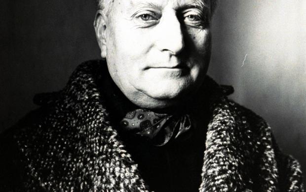 Giono , portrait de Jean Giono par Irving Penn, Manosque, 1957, Irving Penn © Conde Nast
