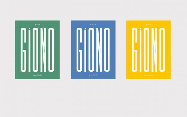 Couvertures — Giono
