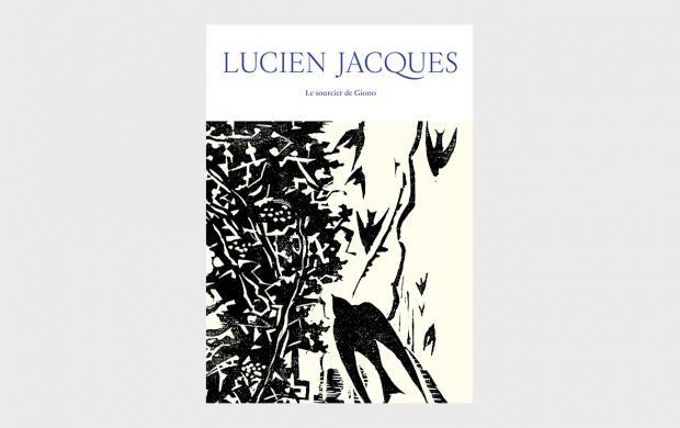 Couverture — Lucien Jacques, le sourcier de Giono