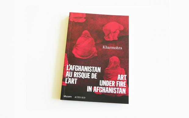 Catalogue exposition Kharmohra Afghanistan au risque de l'art, Mucem