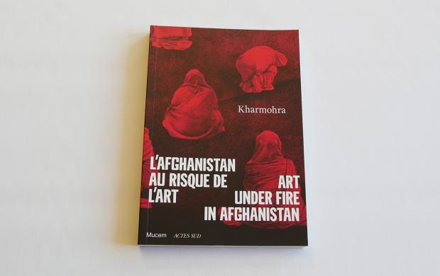 Catalogue exposition Kharmohra Afghanistan au risque de l'art, Mucem