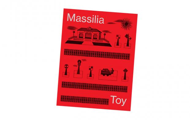 Catalogue exposition Massilia Toy, Mucem