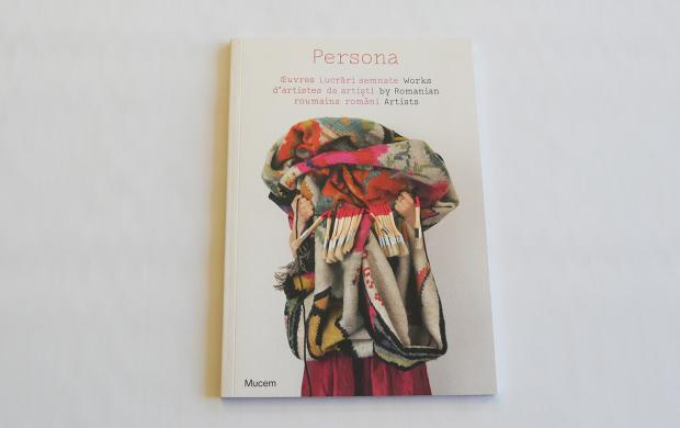 Couverture catalogue Persona, Mucem
