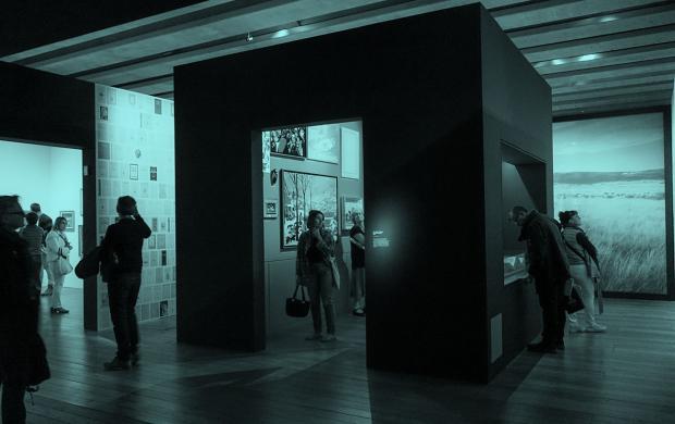 Succès Exposition Giono