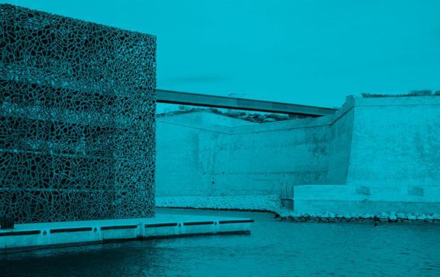 Parcours architectural, mucem J4, FSJ © Spassky Fischer, Mucem