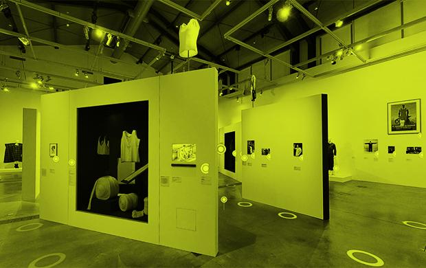 Visite virtuelle de l'exposition Vêtements modèles, Mucem
