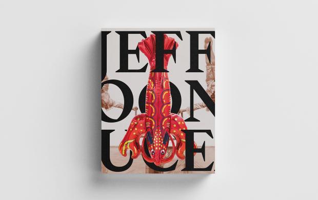 Couverture Jeff Koons Mucem